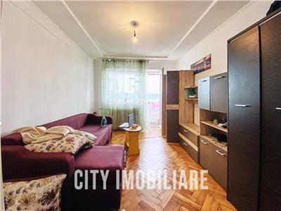 Apartament 2 camere, S 47 mp + 6 mp balcon, mobilat, Manastur.