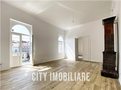 Apartament 4 camere, S-135+balcon, bloc monument istoric, Ultracentral
