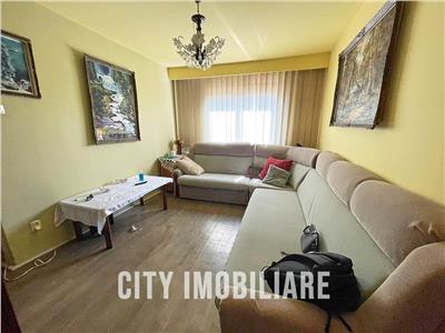 Apartament 3 camere, S 47 mp, mobilat, utilat, parcare, Manastur.