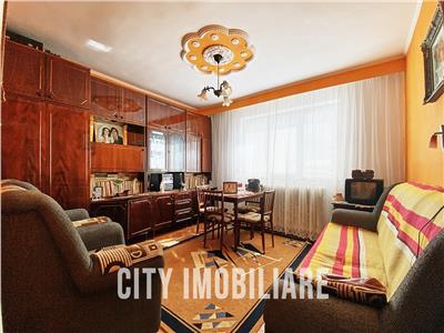 Apartament 2 camere, decomandat, mobilat, utilat, McDonald's Manastur.