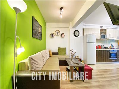 Apartament 3 camere, S 64 mp. +12 mp. balcon, + parcare,  bloc nou.