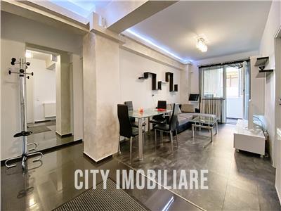 Apartament 3 camere, S-65mp. + parcare, bloc nou, str. Edgard Quinet