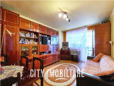 Apartament 2 camere, S 51 mp + balcon, semidecomandat, Grigorescu.