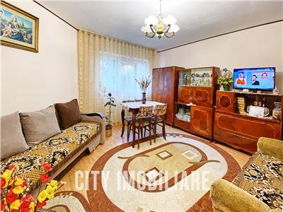 Apartament 2 camere, S 52 mp, decomandat, mobilat, utilat, Grigorescu.