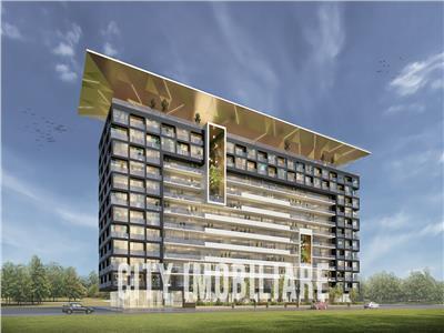 Apartamente cu 1, 2 si 3 camere in Smart City, zona Aeroport