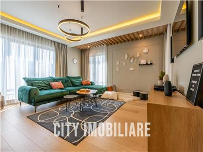 Apartament 4 camere LUX, S-100mp+16mp. terasa, Andrei Muresanu
